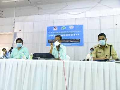 Central team happy with number of tests conducted in Andhra Pradesh