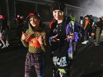 Watch: The secret's out! BTS' J-Hope, Becky G give fans a taste of 'Chicken Noodle Soup'