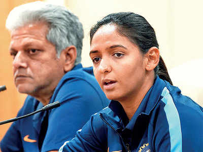 Harmanpreet Kaur: Handling pressure will be key at World Cup