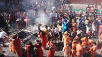 Nepal: Devotees flock to Shiva Shrines on last Monday of Holy month