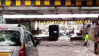 Mumbai rains: Low-lying areas including Milan Subway waterlogged