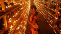 Lucknow: Over 6 lakh diyas to be lit for 'Dev Deepawali' celebrations
