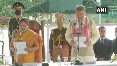 Uttarakhand news live: Tirath Singh Rawat takes oath as chief minister of Uttarakhand
