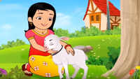 Children Malayalam Nursery Rhyme 'Mary Had A Little Lamb' - Kids Nursery Rhymes In Malayalam