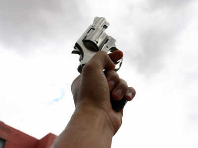 Man fires in air at two places in Malad East