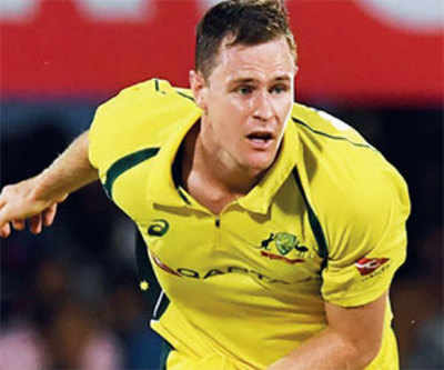 Aim is to wear the Baggy Green, says four-wicket hero Behrendorff