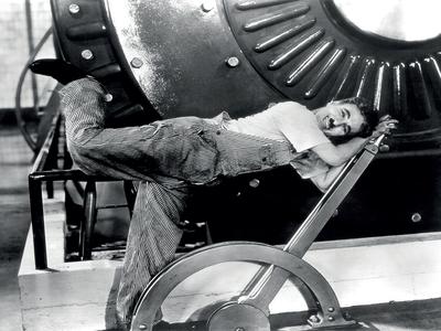 Chaplin's Modern Times