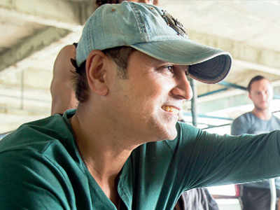 Vipul Shah: I had to defy the doctor's orders