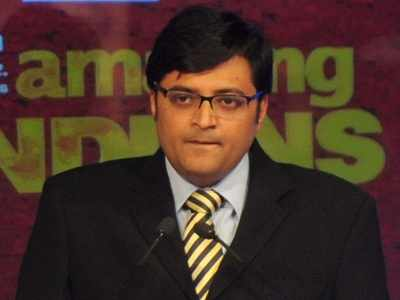 Two arrested in connection with the attack on Arnab Goswami and his wife