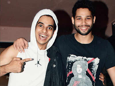 Ishaan Khatter on Siddhant Chaturvedi: We're in the honeymoon period of our relationship
