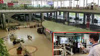 Hyderabad airport all set to restart operations after Covid-19 shutdown