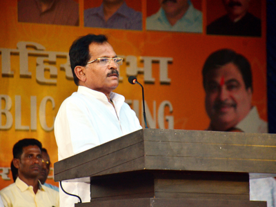 Shripad Naik: Relieved to finally see daylight after car accident