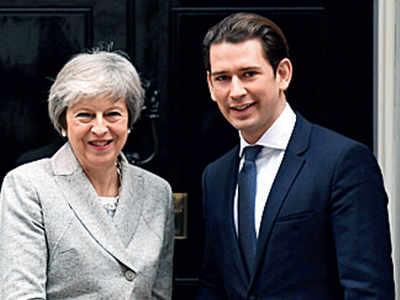 EU, Britain agree draft deal on post-Brexit ties
