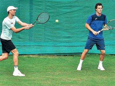 India not underdog, says Italy's non-playing captain Corrado Barazzutti ahead of Davis Cup