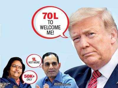 Sorry Mr Trump, 7 Million seems covfefe even by jumla standards