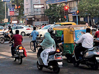 Soon, traffic signals in A'bad to get smarter