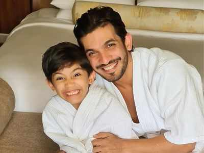 Arjun Bijlani's 6-year-old son tests positive after wife contracts coronavirus