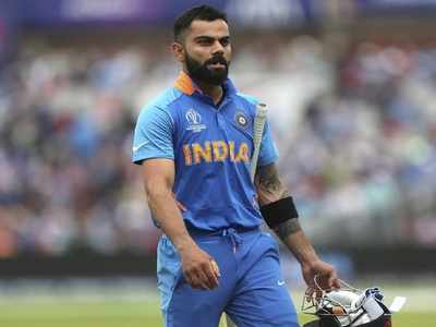 Virat Kohli completes 12 years in international cricket
