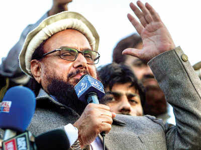 JuD chief Hafiz Saeed claims 'threat to life'