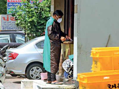 Cases in Gujarat drop to lowest in fortnight