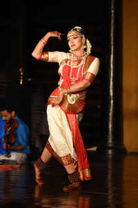 Bharatanatyam in Trivandrum city