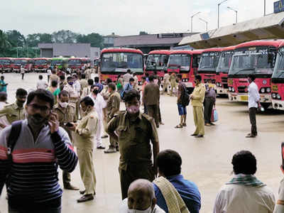 Festive weekend and limited train services up inter-city bus bookings from Bengaluru