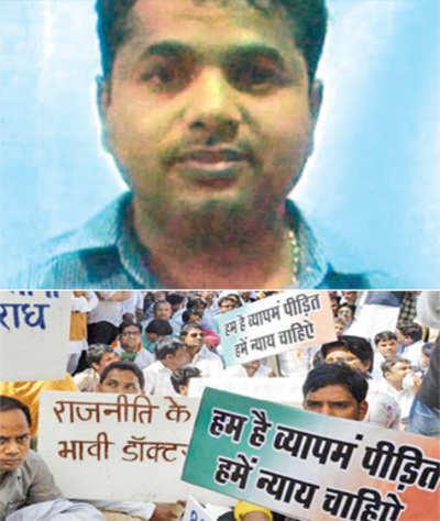 Vyapam: Kingpin held after 3 yrs on the run