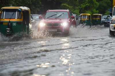 Delhi-NCR rain updates: Delhi PWD cancels leaves of engineering staff, orders recall to ensure no waterlogging