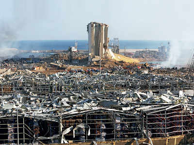 Beirut reels from blast as toll increases to 113