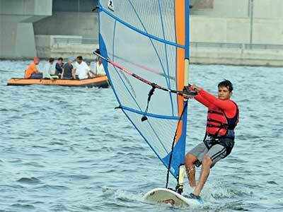 Ego war between Sports Authority of Gujarat, Sabarmati Riverfront Development Corporation drowns Gujarat government's dream for water sports academy