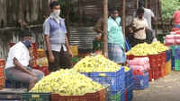 Chennai theatre owner allots parking space to flower vendors