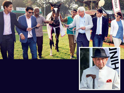 RWITC honours former trainer Uttam Singh for completing 100 years