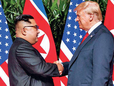 Vietnam venue for Trump-Kim meet