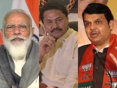 Why doesn't Fadnavis write letters to PM Modi who has turned the country into a crematorium?, asks Congress