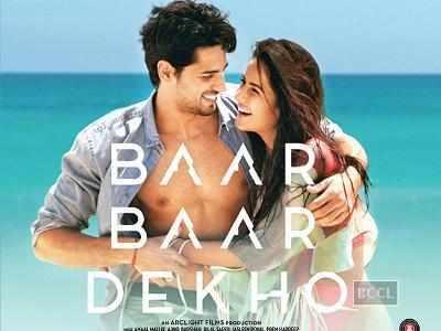 Movie Review Baar Baar Dekho