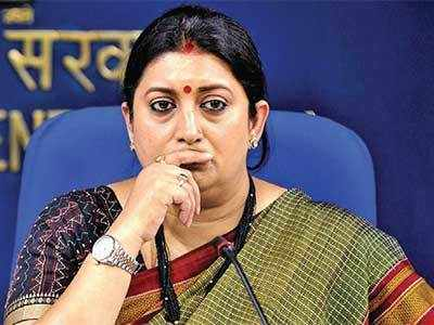 Should Smriti Irani have been dropped as the I&B minister?