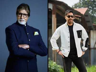 Ajay Devgn to direct Amitabh Bachchan in his next film Mayday