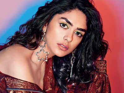 Mrunal Thakur: I'd be foolish to turn down good scripts due to such inhibitions