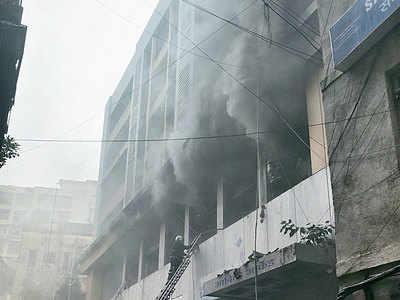 1 dead as fire engulfs SoBo commercial bldg