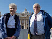 Gay Catholics receive Vatican welcome
