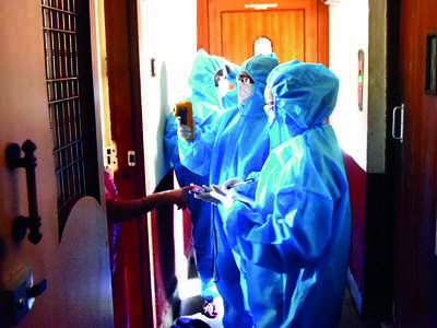 No door-to-door Covid vaccination in Mumbai