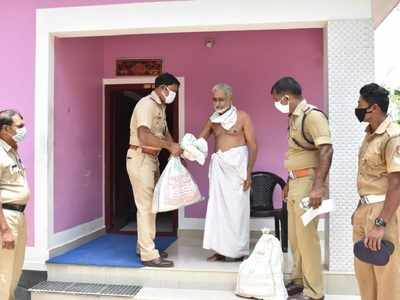 A story of compassion in the time of COVID-19: When Kerala police came to the rescue of tea seller