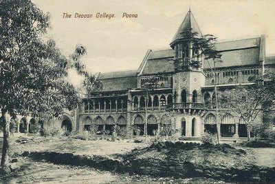 Inside Deccan College