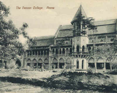 Inside Deccan College