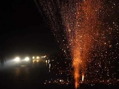 Nearly 1500 cases registered in Tamil Nadu for bursting firecrackers in violation of Supreme Court order