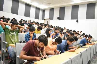 PUBG fills freshers 2K19 with zeal and zing