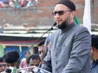 Cow 'mummy' in UP, 'yummy' in Northeast: Owaisi