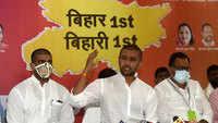 Munger violence: Chirag Paswan calls Bihar CM Nitish Kumar casteist