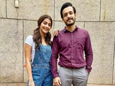 Pooja Hegde, Akhil Akkineni resume shooting for Most Eligible Bachelor