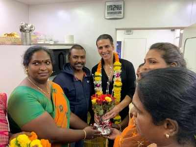 Akshay Kumar donates Rs 1.5 crore to build home for transgenders in Chennai